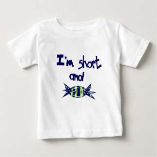 I'm short and sweet baby T-Shirt