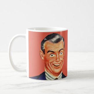 I'm smarter than you're. classic white coffee mug