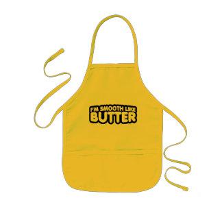 I'm Smooth Like Butter Kids Apron