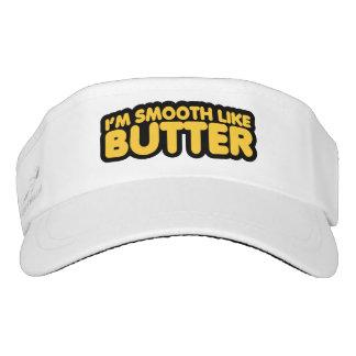 I'm Smooth Like Butter Visor