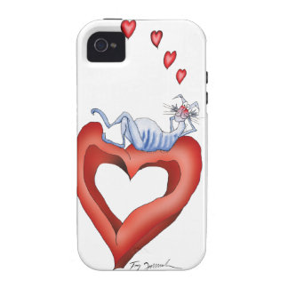 i'm so blue without you , tony fernandes vibe iPhone 4 case