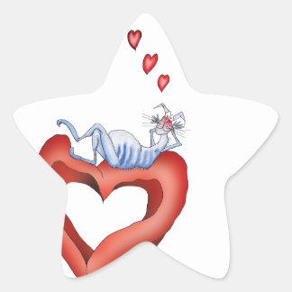 i'm so blue without you, tony fernandes star sticker