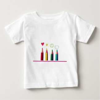 I'm So Colorful Baby T-Shirt
