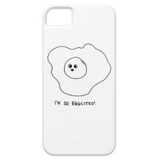 I'm So Eggcited Barely There iPhone 5 Case