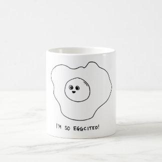 I'm So Eggcited Coffee Mug