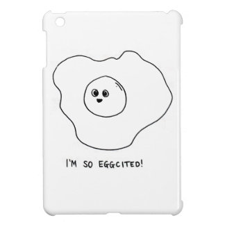 I'm So Eggcited iPad Mini Cases