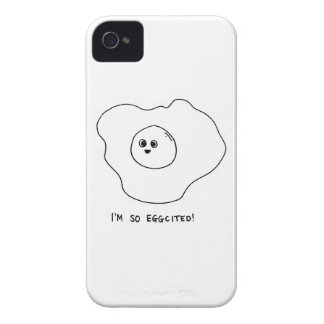 I'm So Eggcited iPhone 4 Cover