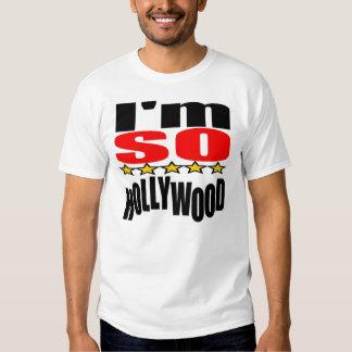 IM SO HOLLYWOOD (MyPrymate) Tee Shirt