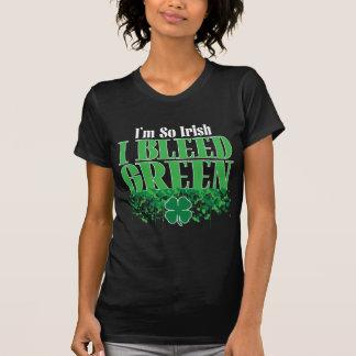 I'm so Irish I Bleed Green Tshirt
