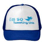 I'm so Tweeting This Cap