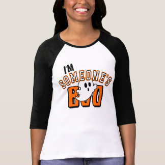 I'm Someone's Boo Ghost Halloween Shirt