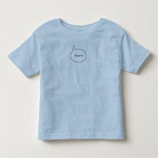 I'm Sorry Toddler T-Shirt