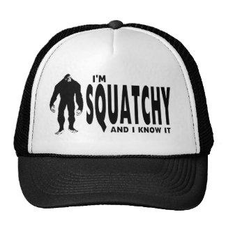 I'm Squatchy Hat