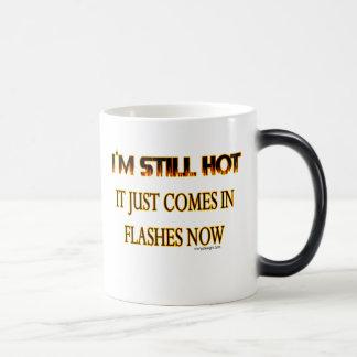 I'm Still Hot Morphing Mug