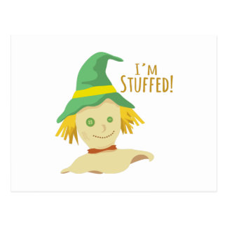 Im Stuffed Post Card