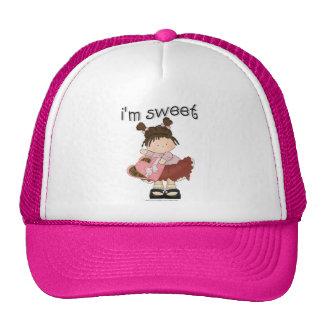 ♥ i'm sweet ♥ girly giggles mesh hats