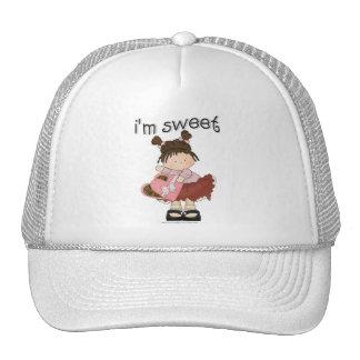 ♥ i'm sweet ♥ girly giggles hat