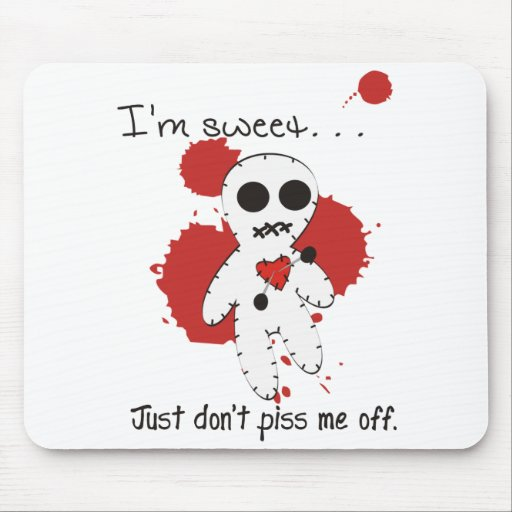 I'm Sweet Mouse Pads