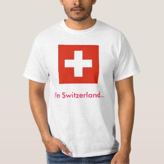 I'm Switzerland... T-Shirt