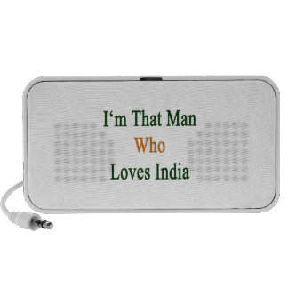 I'm That Man Who Loves India Mp3 Speakers