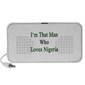 I'm That Man Who Loves Nigeria Travel Speaker