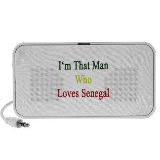 I'm That Man Who Loves Senegal Speaker System