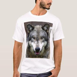 I'm the Alpha! T-Shirt