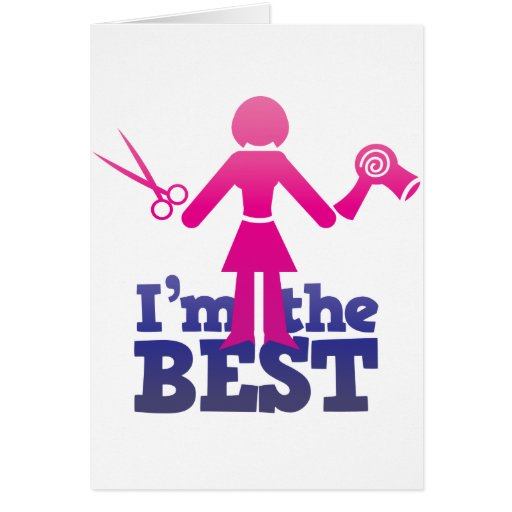 I'm the best ! greeting cards