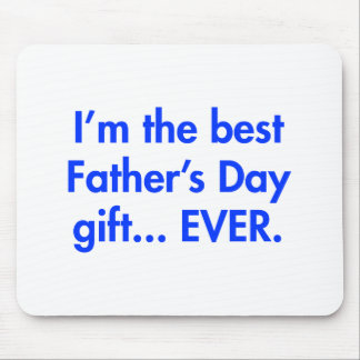 Im-the-best-fathers-day-gift-fut-blue.png Mouse Pad