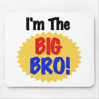I'm the Big Bro Mouse Pad