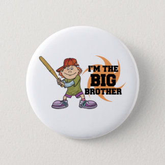 I'm The Big Brother 6 Cm Round Badge