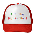 I'm the Big Brother Cap