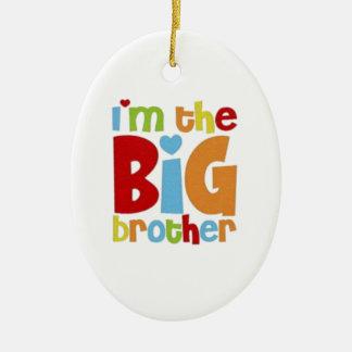 IM THE BIG BROTHER CHRISTMAS ORNAMENT