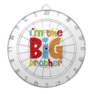 IM THE BIG BROTHER DARTBOARD