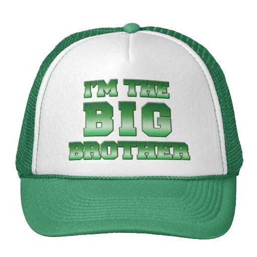 I'm The Big Brother Trucker Hats