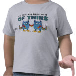 I'm the Big Brother of Twins Tees