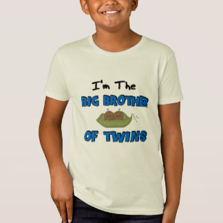 Im the BIG BROTHER of TWINS Tshirt