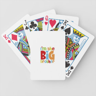 IM THE BIG BROTHER POKER DECK