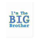 I'm the Big Brother Post Cards