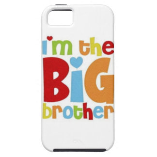 IM THE BIG BROTHER TOUGH iPhone 5 CASE