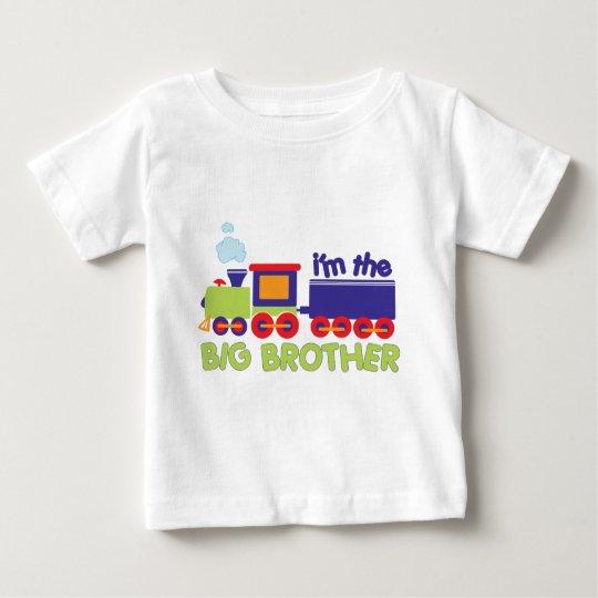 I'm the Big Brother Train T-shirt