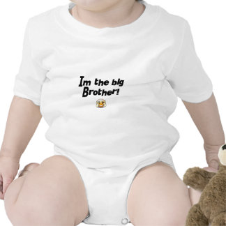 Im the big brother baby bodysuits