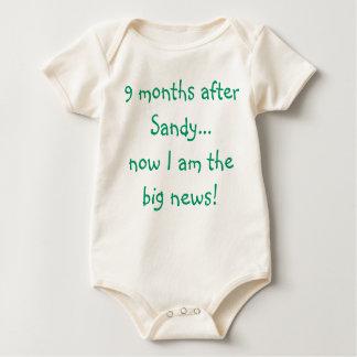 I'm the Big News! Baby Bodysuits