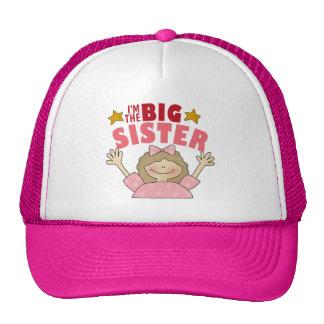 I'm The Big Sister 3 Hat