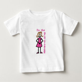 Im the Big Sister Baby T-Shirt