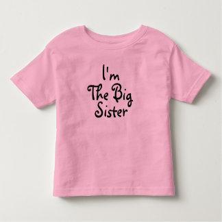 I'm the Big Sister Tees