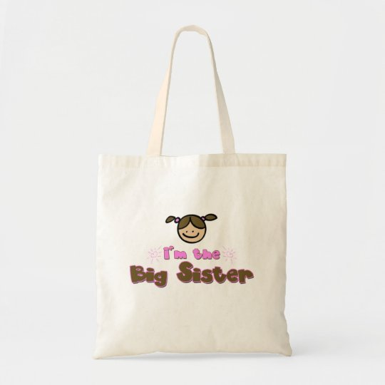 I'm the Big Sister Tote