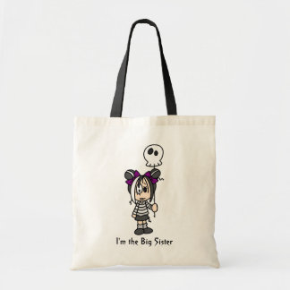 I'm the Big Sister totebag Tote Bag
