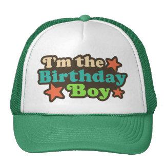 I'm the Birthday Boy Cap