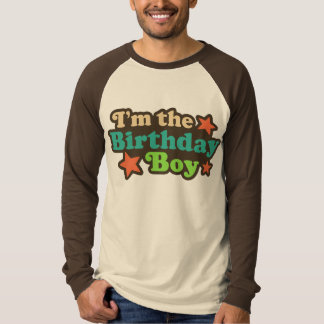 I'm the Birthday Boy T-shirt